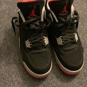 Jordan Shoes - 2019 Jordan bred 4